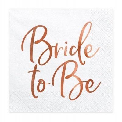 Guardanapos Team Bride Boho