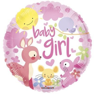 BALÃO BABY GIRL