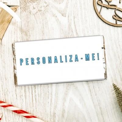 CHOCOLATES COM INVÓLUCRO PERSONALIZADO