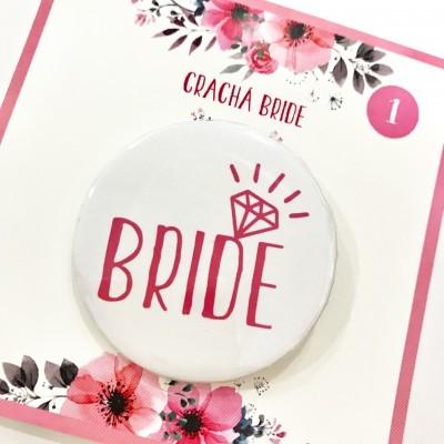 Crachá BRIDE