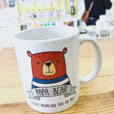 CANECA PAPA BEAR