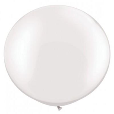 Balão 50/90 CM BRANCO