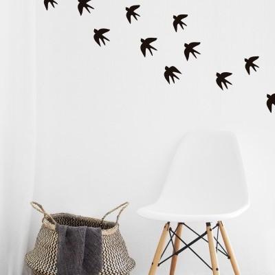 Wall Stickers - ANDORINHAS