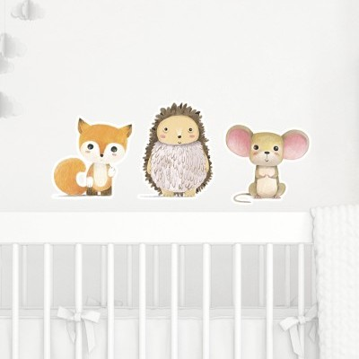Wall Stickers - Animais da Floresta