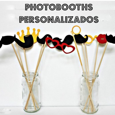 Photobooths PERSONALIZADOS