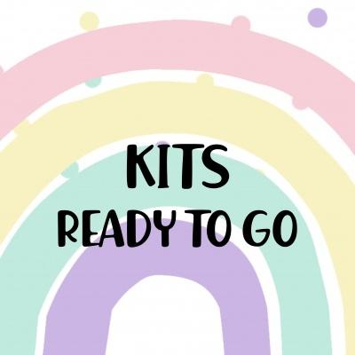 KITS READY TO GO