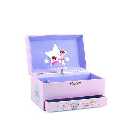 Caixa de Música Melodia da Bailarina