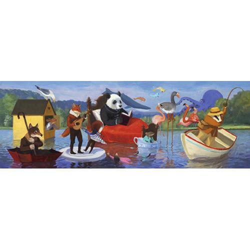 Lago de Verão - Puzzle 350 peças
