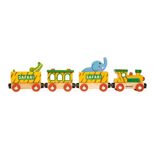 Comboio Safari