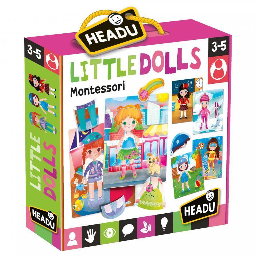 Little Dolls -Montessori