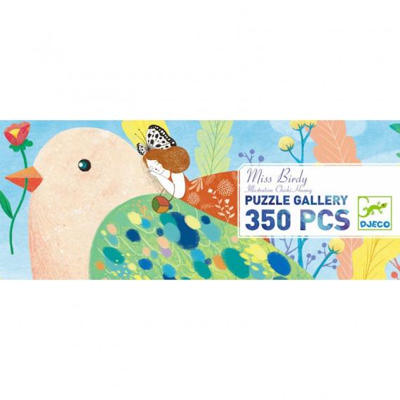 Miss Birdy - Puzzle 350 peças