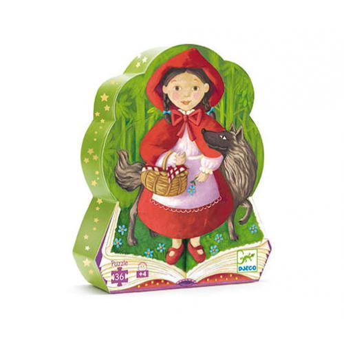 Capuchinho Vermelho (puzzle 36 peças)