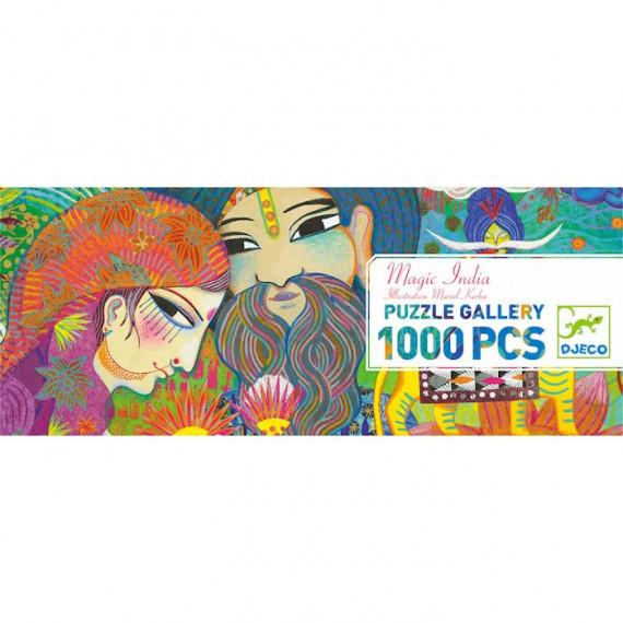 Magic Índia - Puzzle 1000 peças