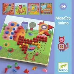 Jogo de Mosaico Animo