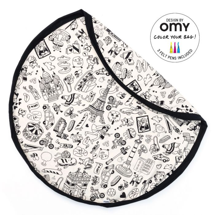 Play&Go Colorir by OMY Paris