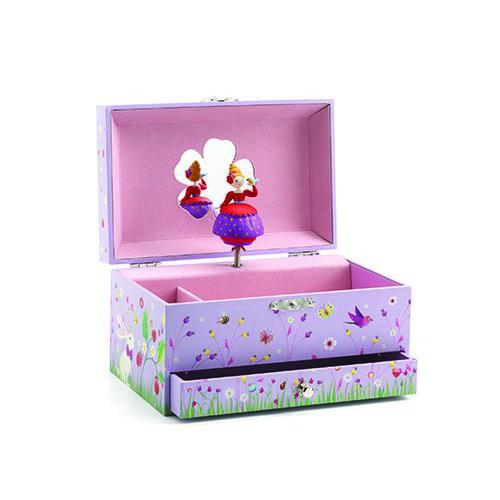 Caixa de Música Melodia da Princesa