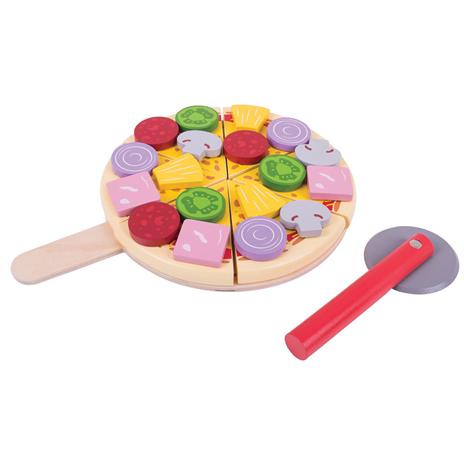 Pizza de Cortar