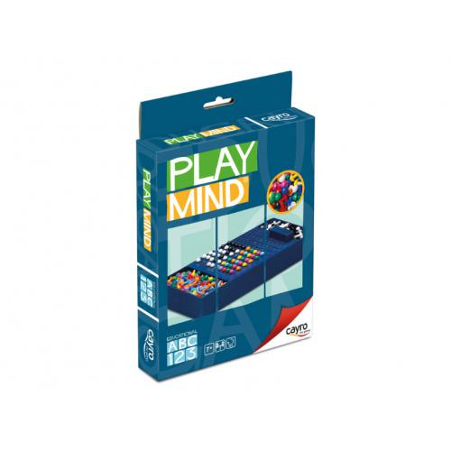 PlayMind Cores - Jogo de Viagem