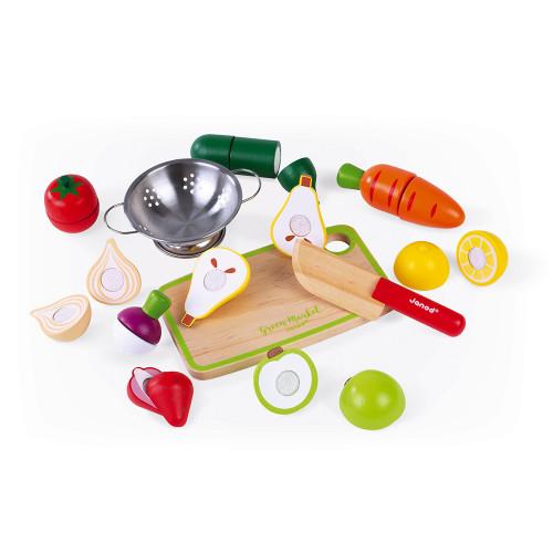 Maxi Set Frutas e Legumes