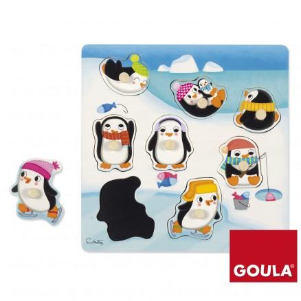 Puzzle Pinguins
