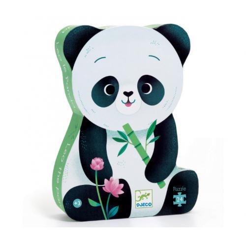 O Panda Leo (Puzzle 24 peças)