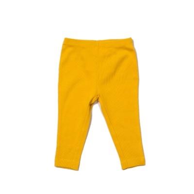 Leggings Pale Gold - Amarelo