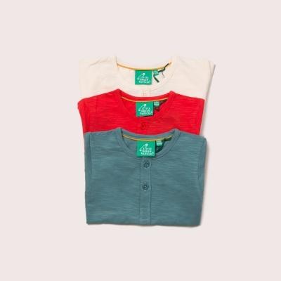 Conjunto 3 T-shirts Clássicas
