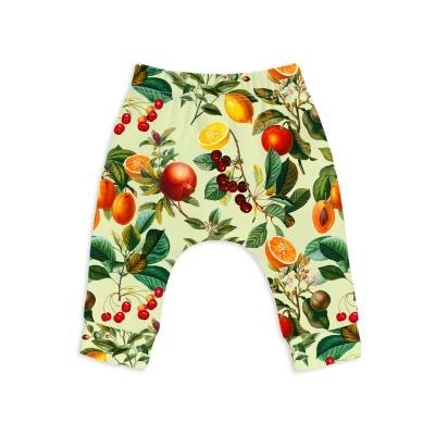 Leggings Sleep No More - Vintage Fruits