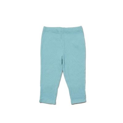 Leggings Corn Silk Rib - Azul