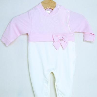 Babygrow de Abertura Lateral p/ bebé 100% Algodão
