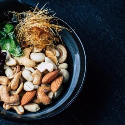 Organic Raw Cashews 1Kg