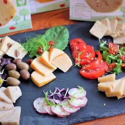 Vegan Bio Organic Cheese Mix Box