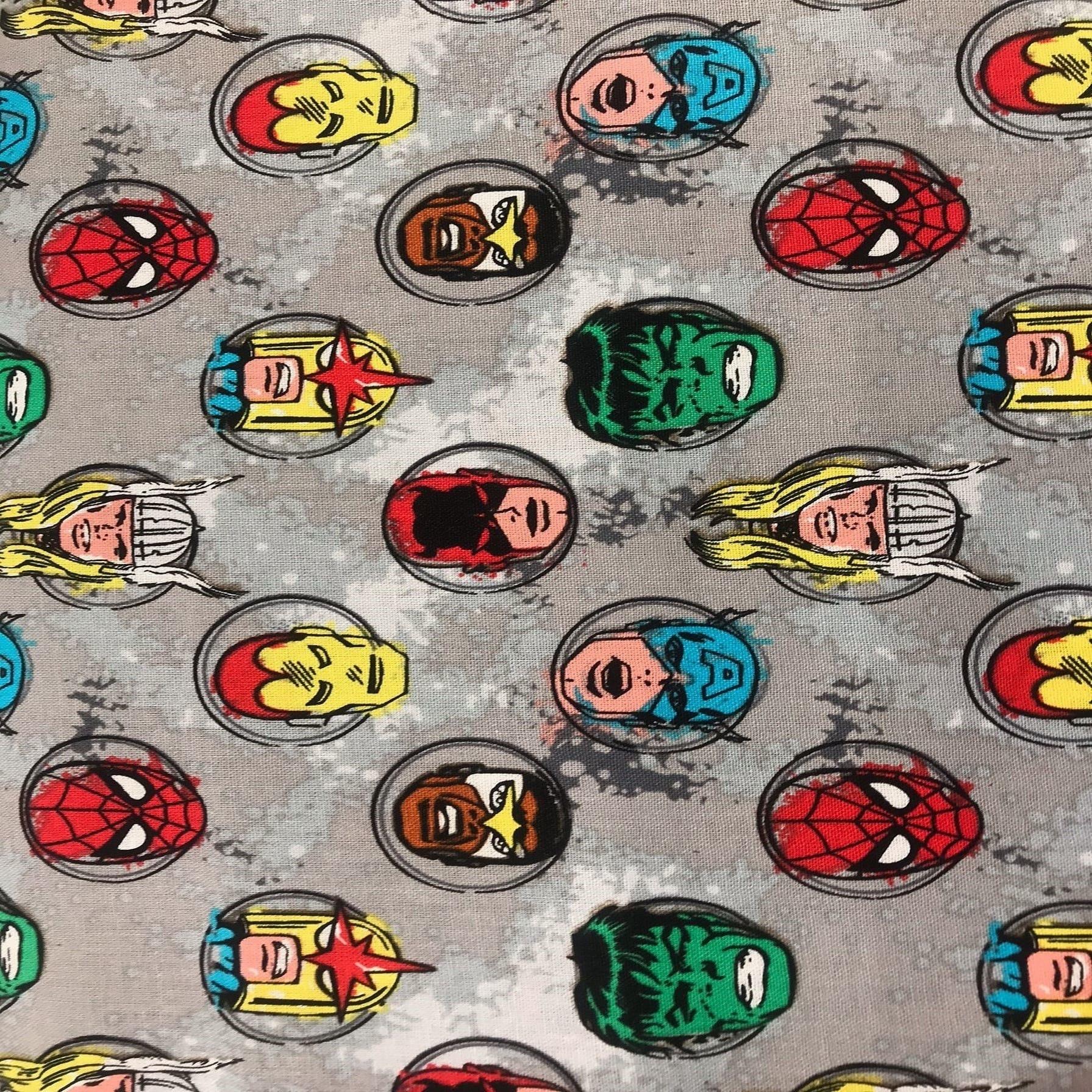 Super Heróis - Caras