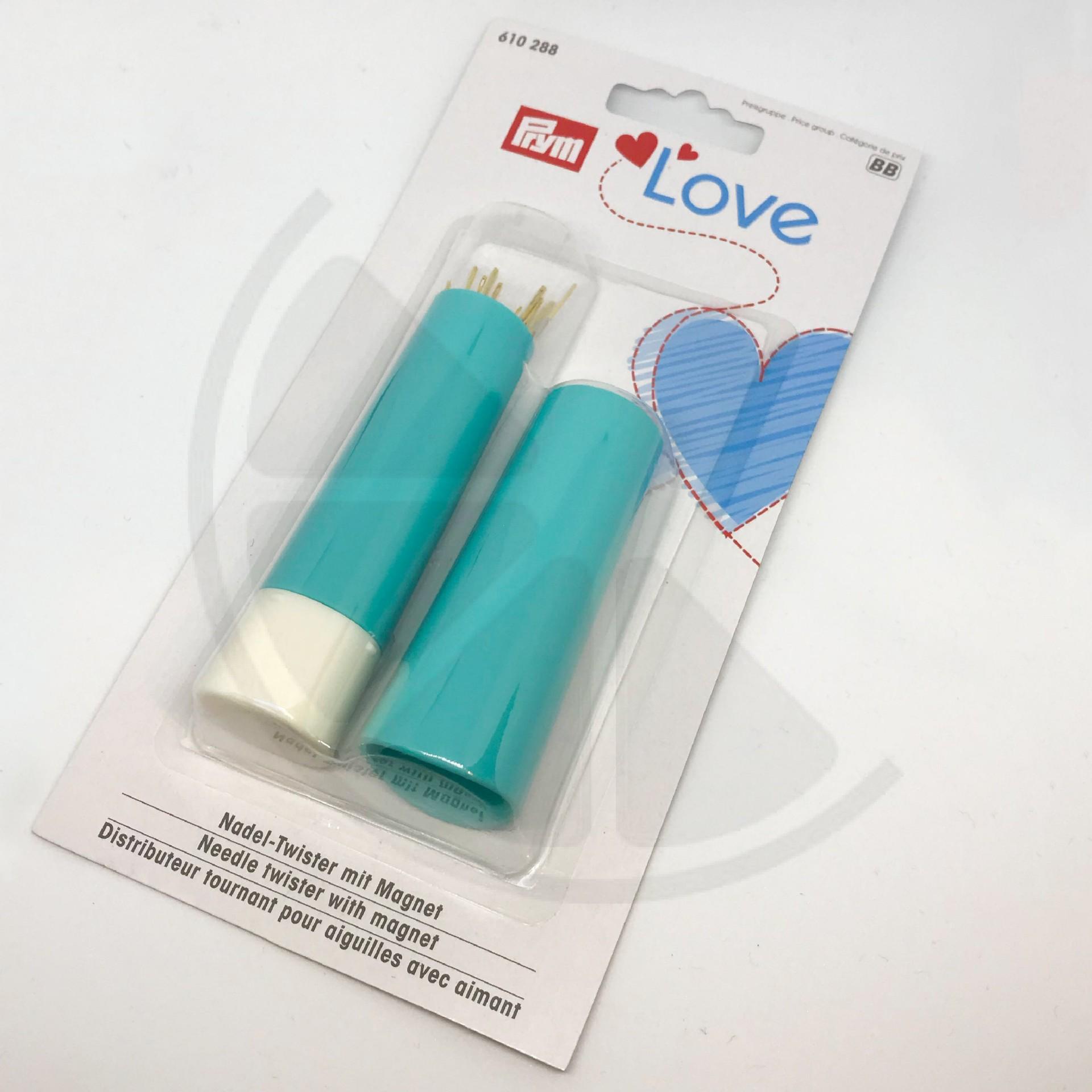 Porta agulhas rotativo Prym Love
