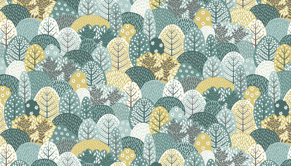 Clara's Garden - Trees