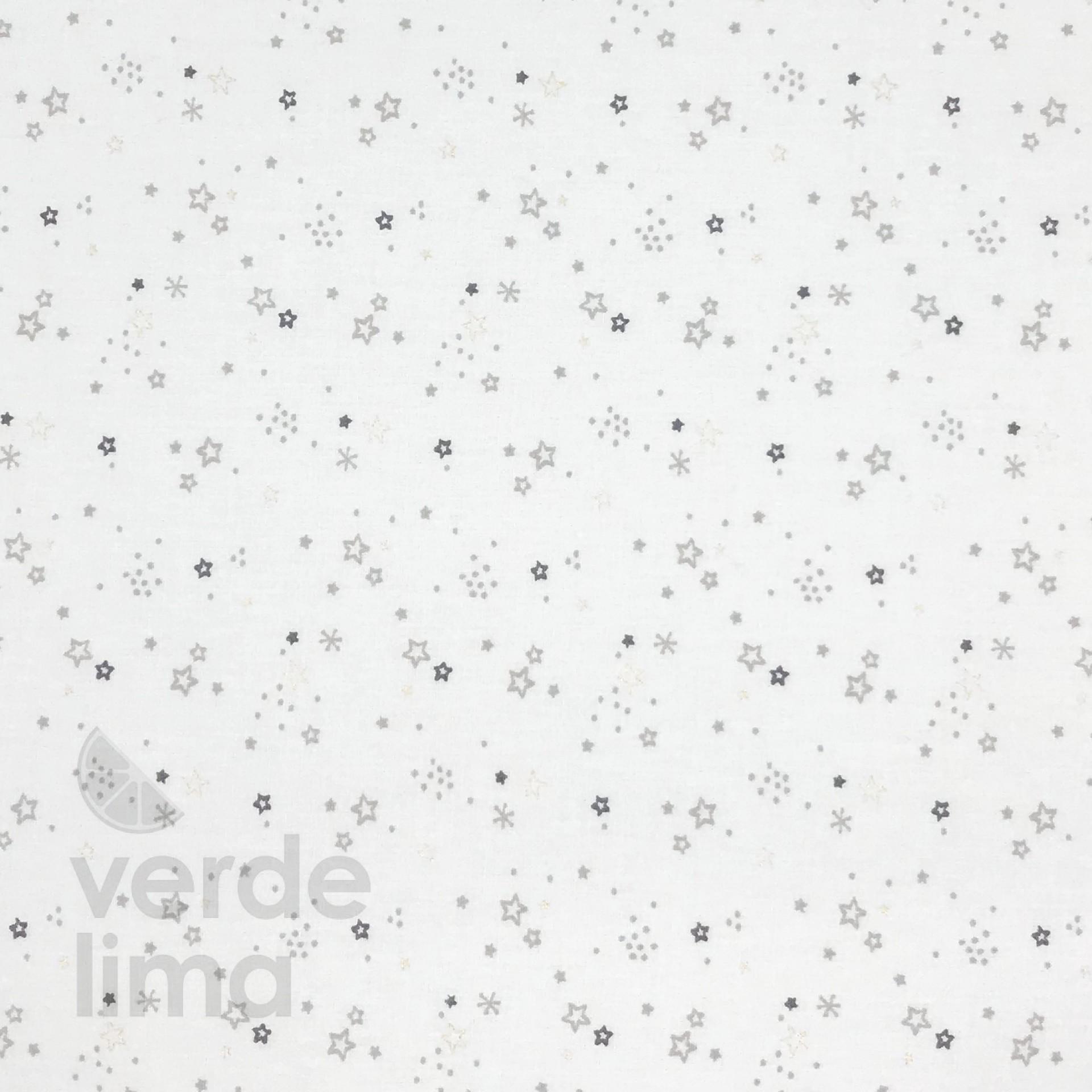 Stardust - prateado e dourado