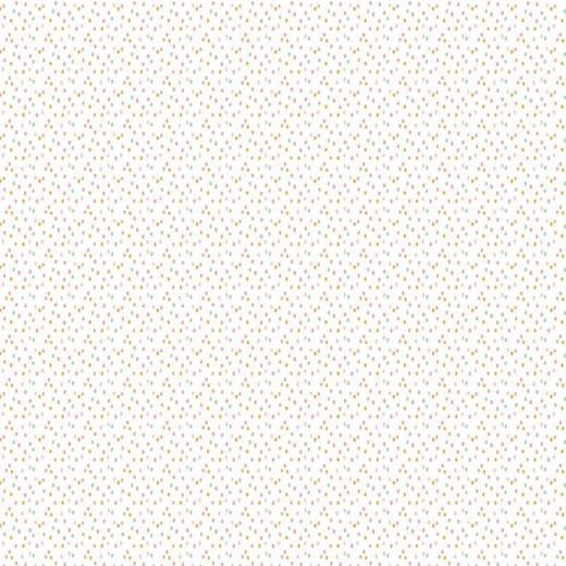 Stripe Party - Branco (Com Glitter)