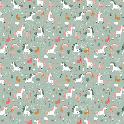 Happy Horses - Menta