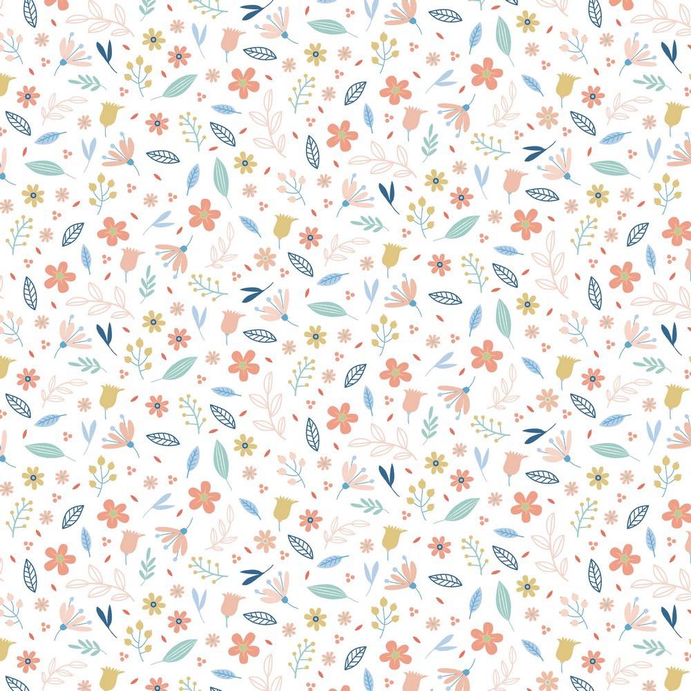 Sweet flowers 2021 - Branco