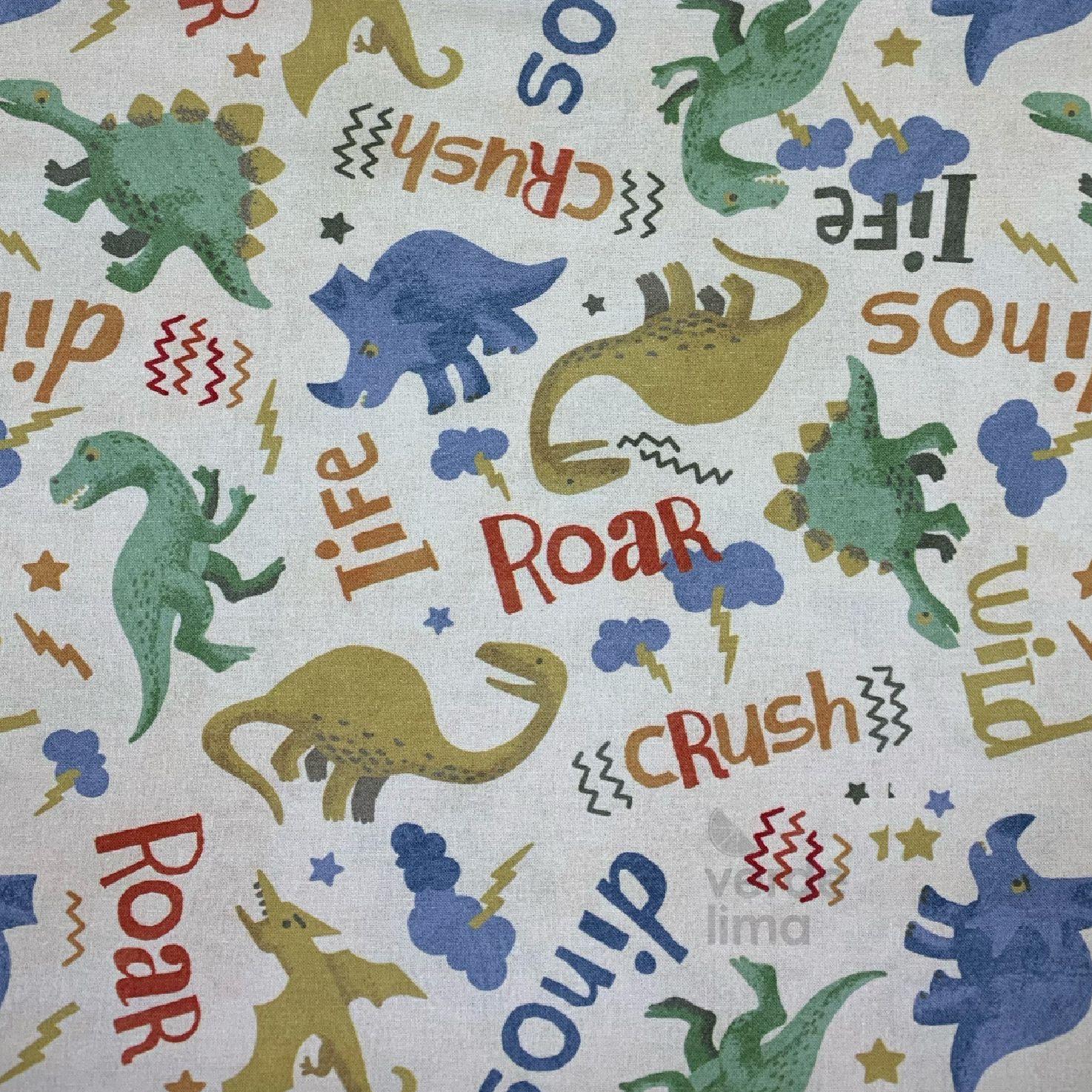 Roar - dinossauros coloridos