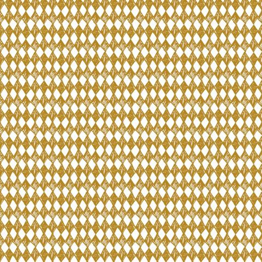 Arlequeen - Amarelo mostarda