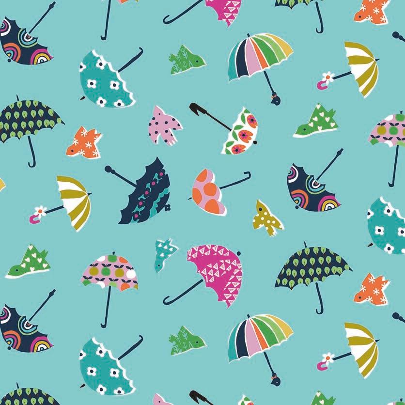 WALK IN THE WOODS - chapéus de chuva