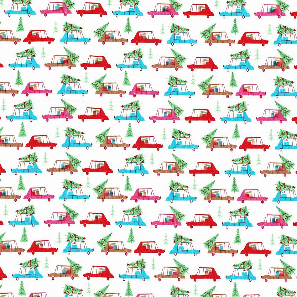 Christmas Town - Cars