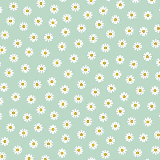 Daisy Flower - menta