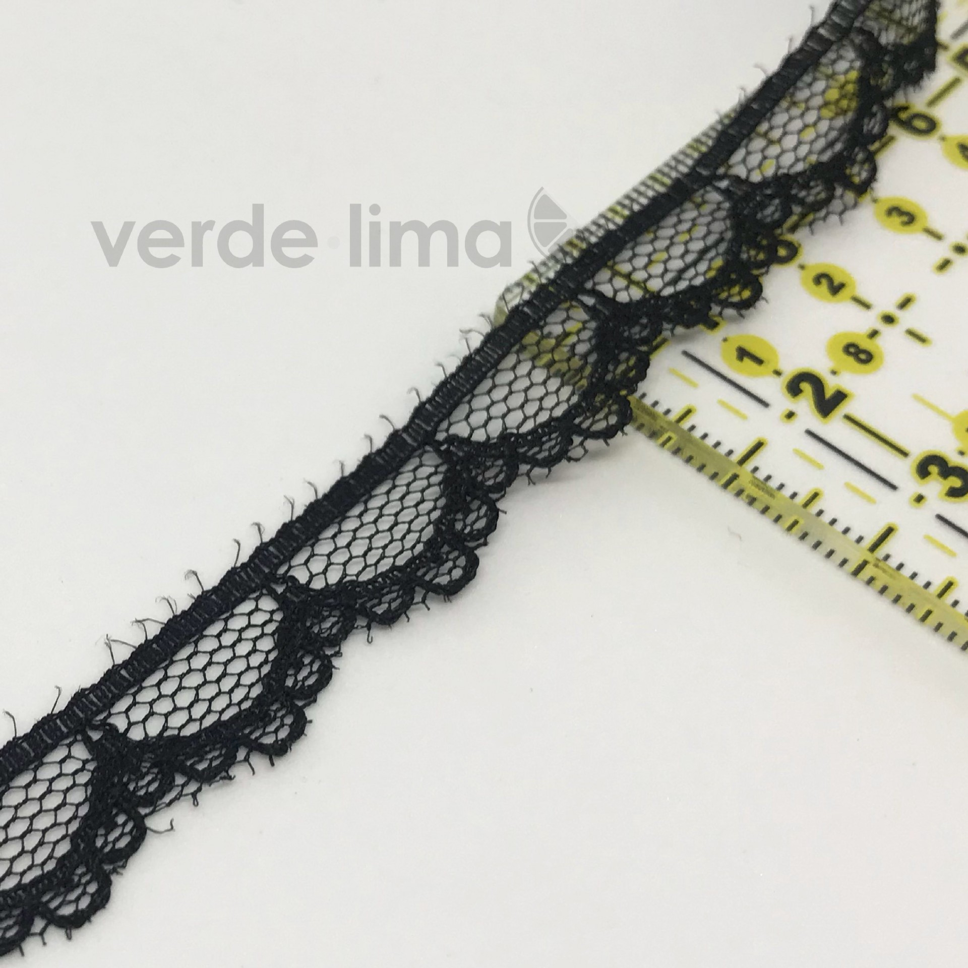 Renda Nylon 12mm