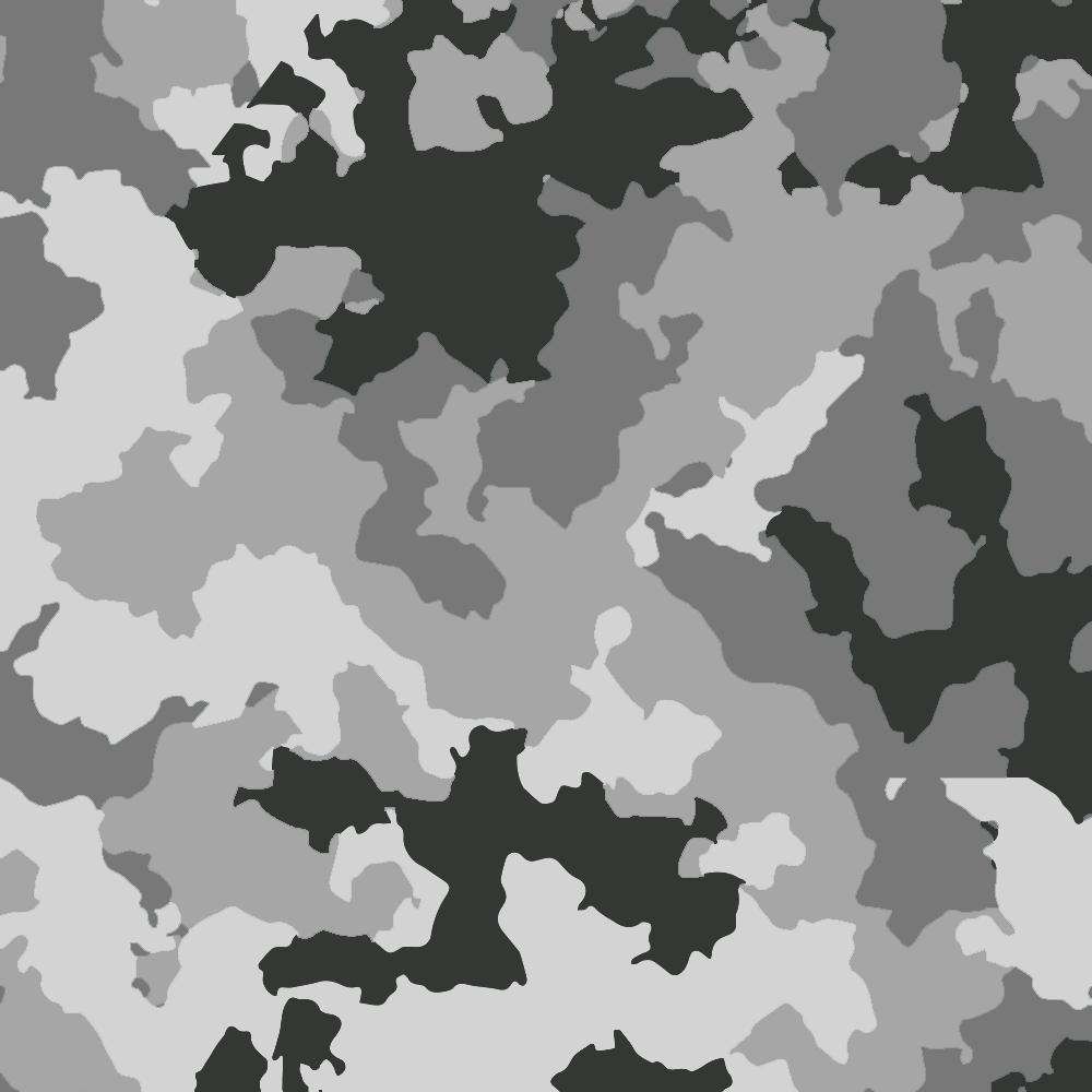 Camuflado cinza