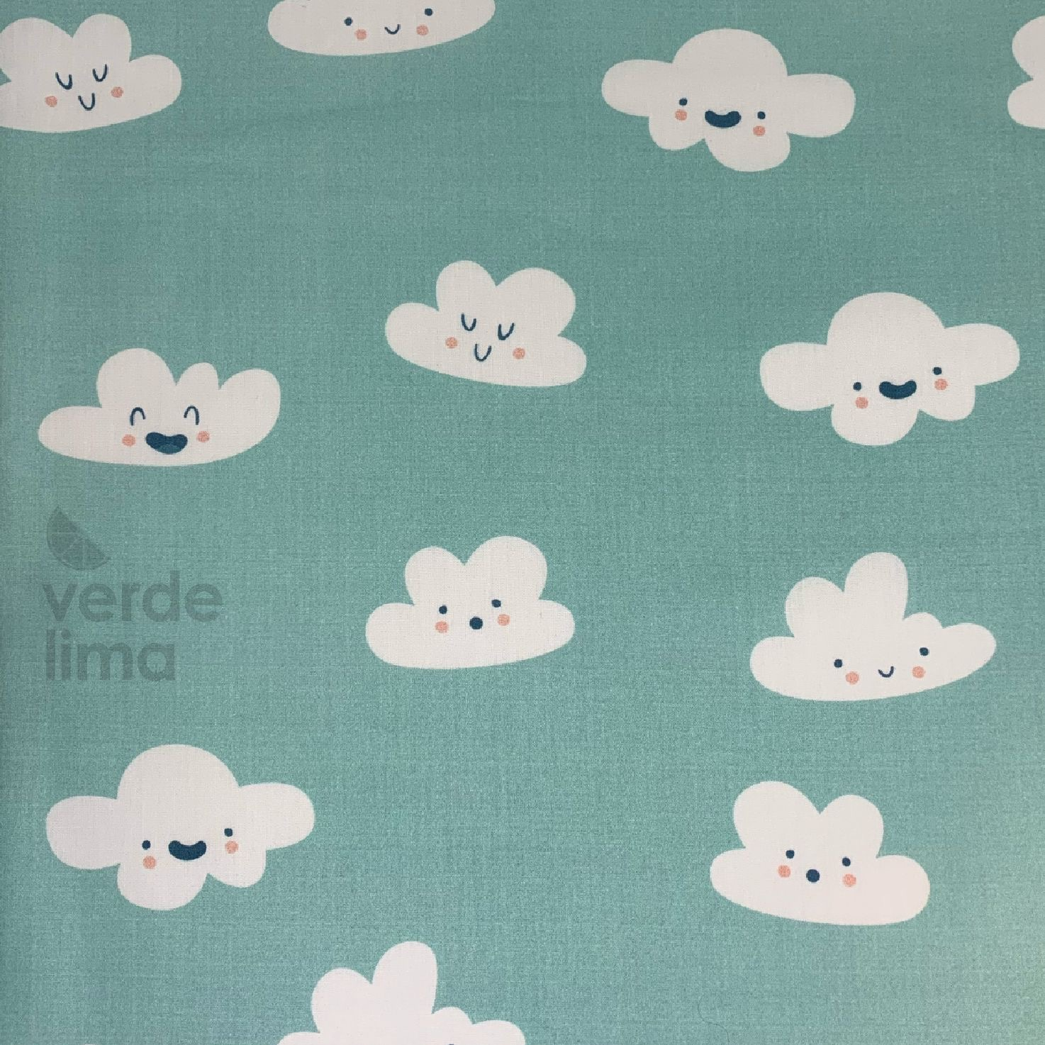 Cloud - Nuvens menta