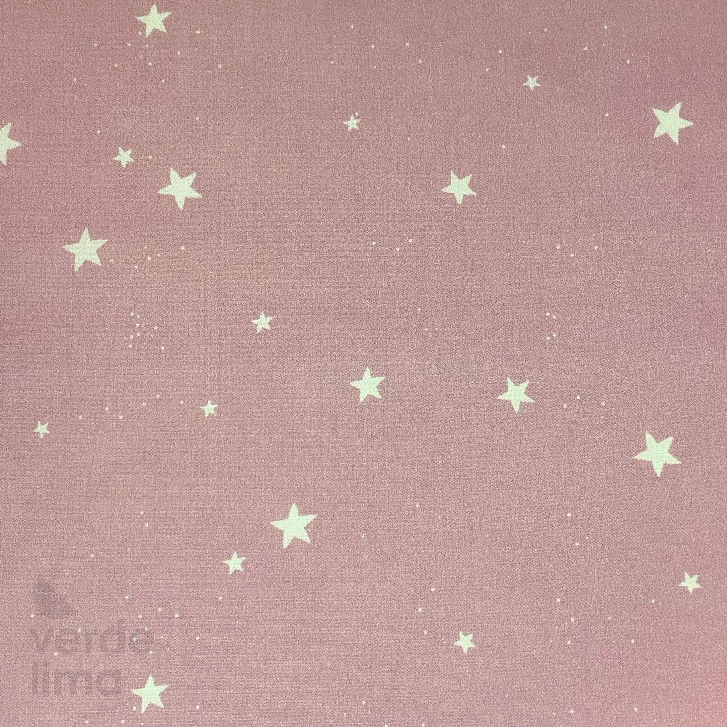 Cloud - Estrelas rosa