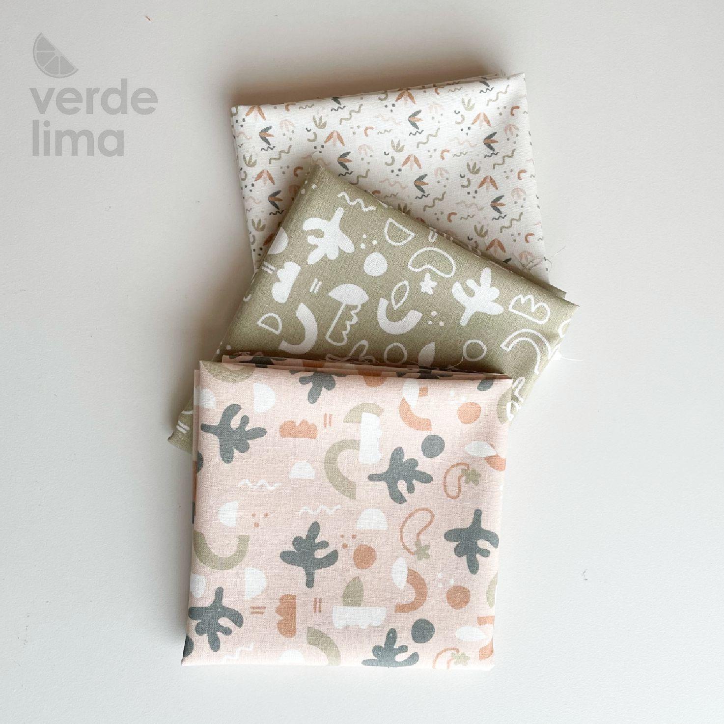 Pack de tecidos - Desert shapes