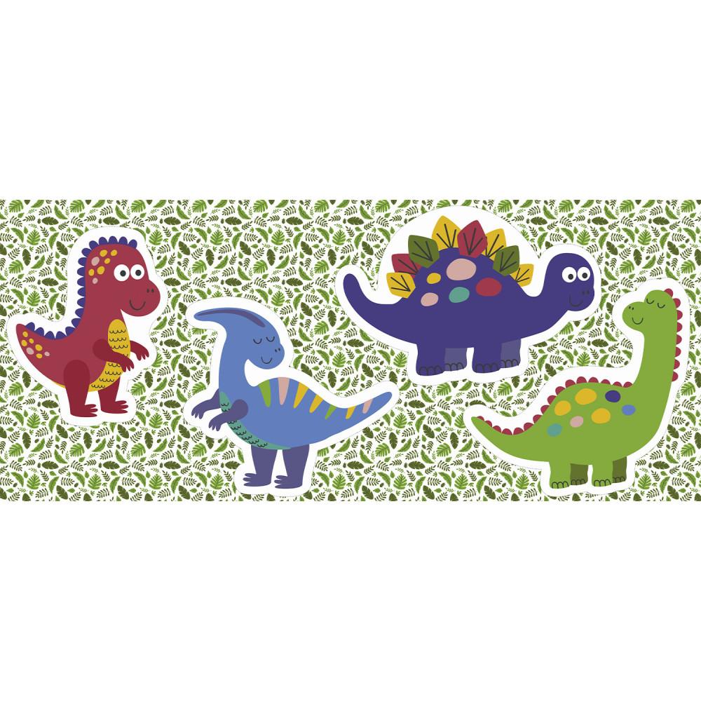 Pillows Colors - Dino